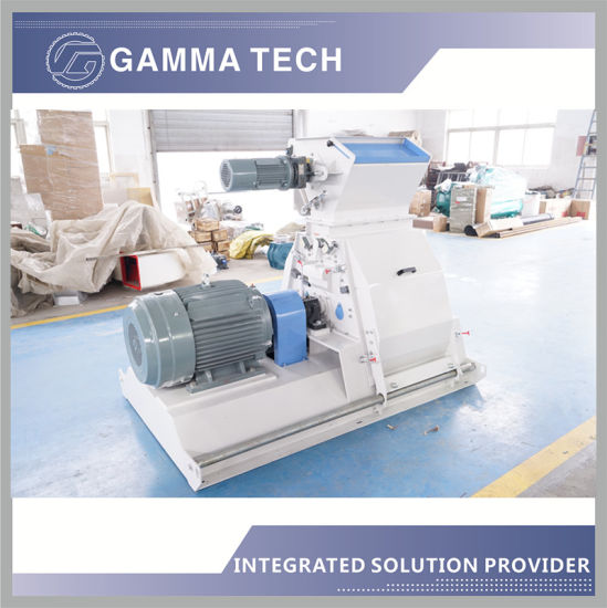 Hammer Mill as Corn Maiz Mill Grinder Belong to Feed Mill Plant Grinding Machine for Corn Crusher