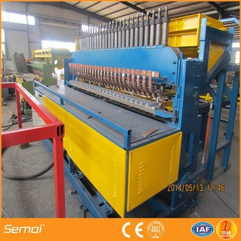 Brick Force Wire Mesh Welding Machine for Building Materials