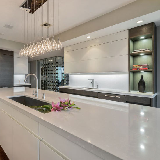 High Quality Australia Modern White Kitchen Pantry Cupboards Kitchen  Cabinets