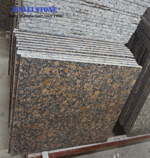 Natural Baltic Brown Granite Countertop for Kitchen and Bath Countertops Granite Stone Paving Slab