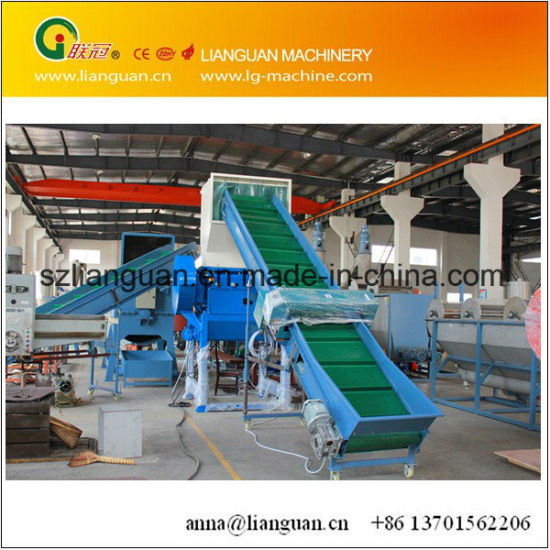 High Efficiency Automatic PE, PP Washing Line pictures & photos