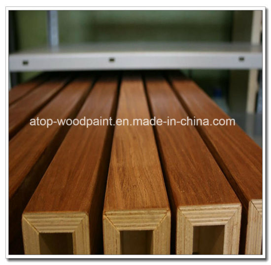 China Uv Spray Coating Clear Primer For Wood Mould Frame Banding