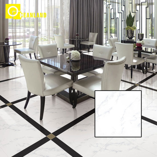 China 800X800 Modern Design Restaurant Polished Porcelain Floor Tile - China Tiles, Floor Tile