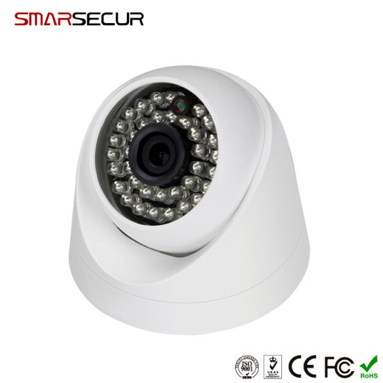 CCTV Camera 1080P 2.0MP Dome Surveillance Camera IR Security Camera pictures & photos