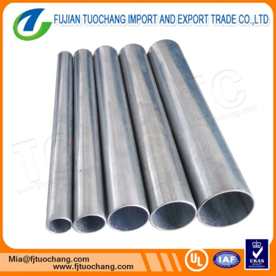 UL 797 Standard Steel EMT Electrical Conduit Pipe Pictures Photos