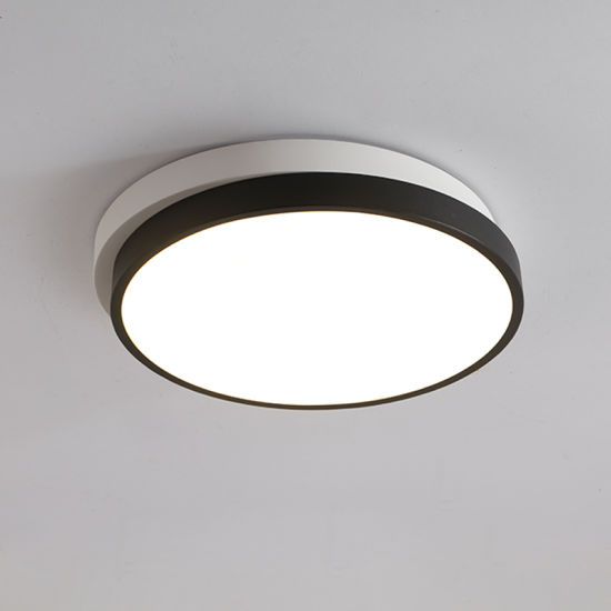 China Indoor Modern Simple Mounted Round Bright Led Ceiling
