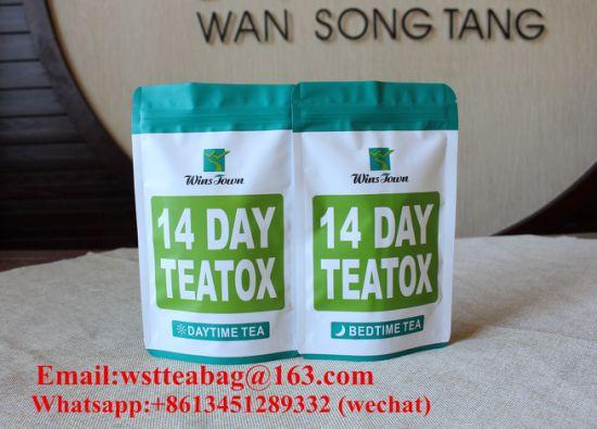 China Detox Tea 28 Day Ultimate Teatox Burn Fat And Accelerate