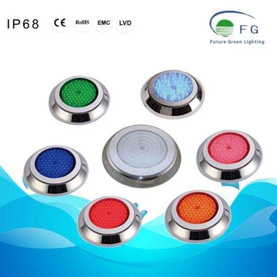 IP68 LED Swimming Pool Underwater Lamp for Various Kind of Pool