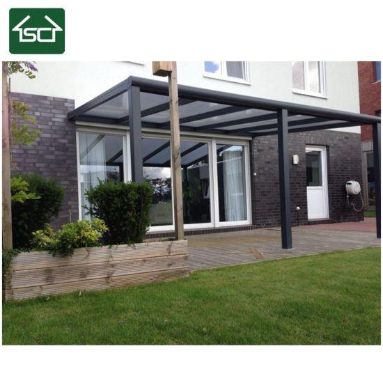 China Modern Design Sunshade Waterproof Aluminium Pergola With