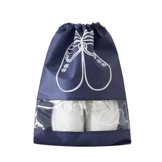 Wholesale Factory Stock Non Woven Shoes Bags with Custom Logo