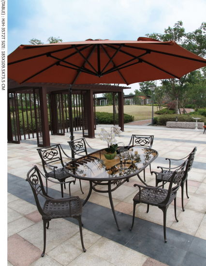 Outdoor Furniture Dining Table, Garden Dining Tables