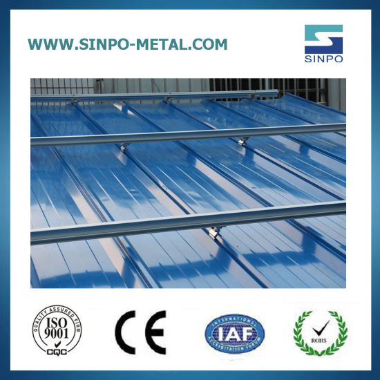 Solar Power System of Solar Mounting Brackets Structure for Panel Products