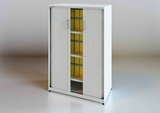 China Hot Shell Roller Shutter Door Cabinets For Office With Sgs