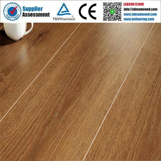 China Texture Embossed Rustic Oak Black, Textured Laminate Flooring Rustic Oak