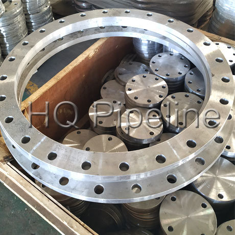 """Stainless Steel 304/316 Forged Flanges 1/2"""" - 24"""""""