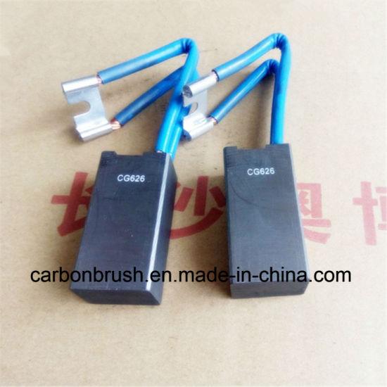 Metal Carbon Brush CG626 Manufacturer in China - China Metal