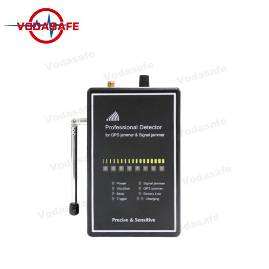 High Sensitivity GPS and Cellphone Jamming Signal Detector with Four Warning Method pictures & photos