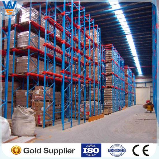 China Manufacturer Warehouse Storage Drive in/Through Pallet Rack