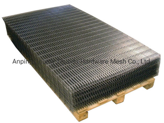 China Wholesaler Plain Steel Mild Steel Welded Wire Mesh Price pictures & photos