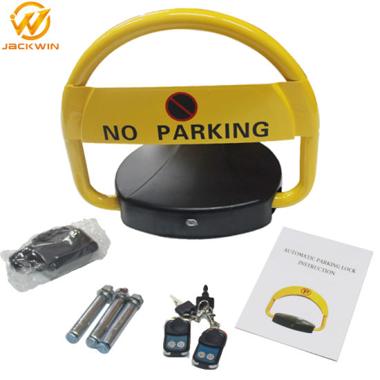 Remote Control Car Parking Lock Electronic Private Parking Lock Parking Barricade Lock Automatic Car Space Lock