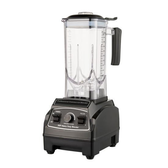 ABS Body, Variable Speed Control, 1500 W & One Touch Cleaning Professional Food Blender (YL-013)