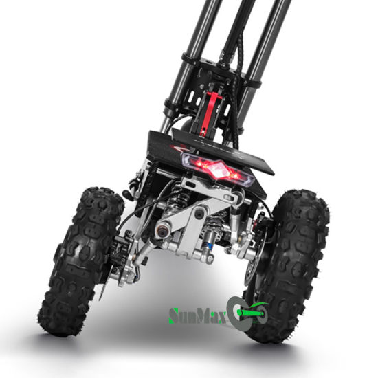Most Powerful off-Road Electric Scooter Newly Designed