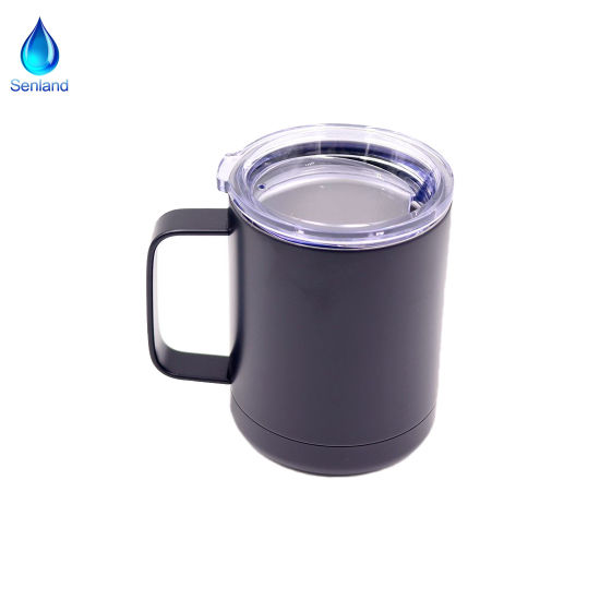 350ml Stainless Steel Insulated Powder Coating Office Coffee Mug (SL-166) pictures & photos