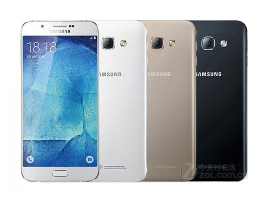 Wholesale Used Smartphone Unlocked Mobile Phone Reasonable Price Assured After Sales Service Samsung Galaxy A8