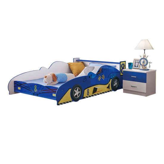 Car Bed For Children Room Kids Super Race Car Be For Boy And