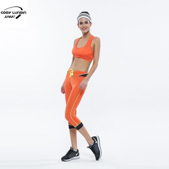 Cody Lundin Ins Popular Hole Female Sexy Gym Wear Sports Wear Quick-Drying Yoga Sport Set Jogging Suit