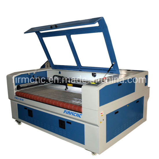 Wood Fabric Leather CO2 Cutting Engraving Machine Laser Cutter
