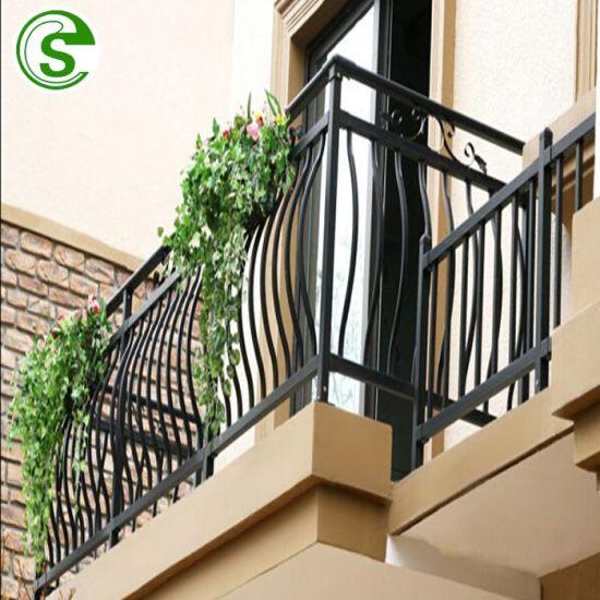 China Stainless Steel Balcony Railing Design Balcony ...