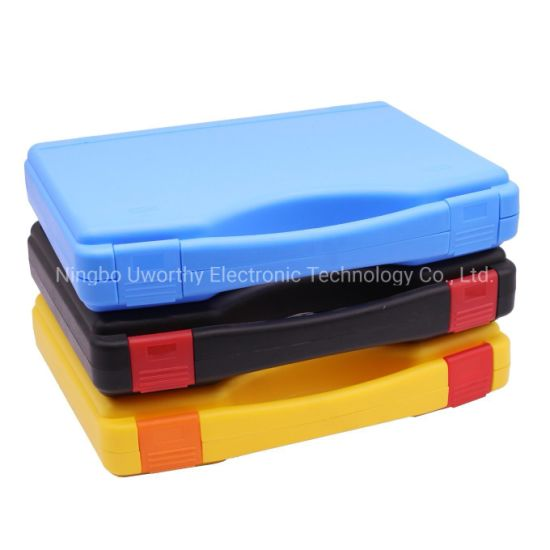Hard PP Material Plastic Tool Case with Custom Foam Inside
