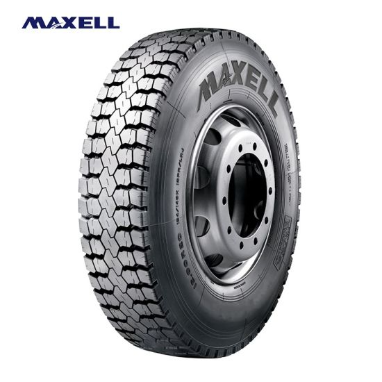 Maxell 8.25r16 Popular Size Radial Truck Tyre with Packing