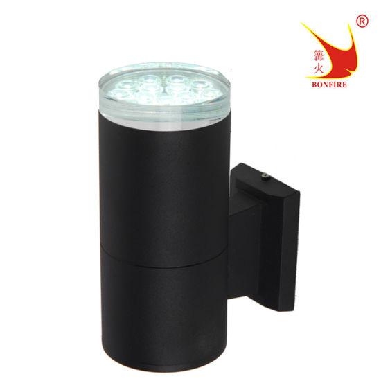 IP54 LED Lamp Ce SAA RoHS Aluminum Outdoor Wall Light