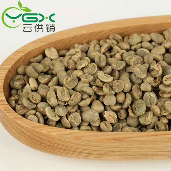 2019 Newly Harvest Arabica Green Coffee Beans Grade 2 China T