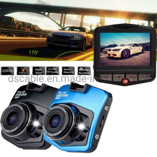 "32G Camera HD 1080P Car DVR Dash Cam Night Vision Driving Recorder 2.4/"" G-sensor"