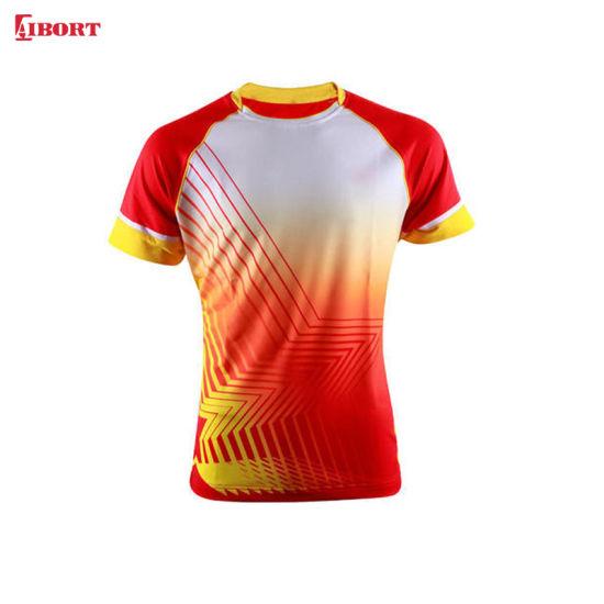 Aibort Custom Design Sublimation Slim Custom T Shirt Print T-Shirt (T shirts 52)