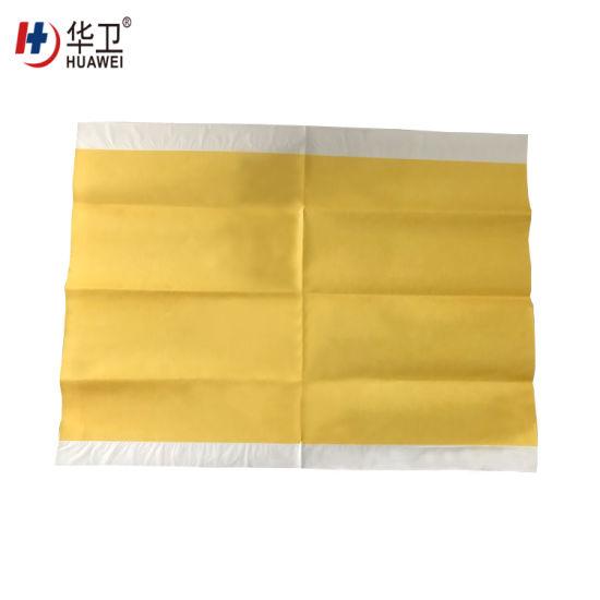 Medical Disposable Surgical Incise Drape 66*45cm PU Film