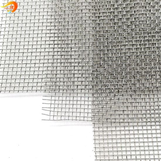 Custom Stainless Steel Woven Wire Mesh for filtration