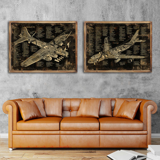 Wood Crafts Carving Wall Art
