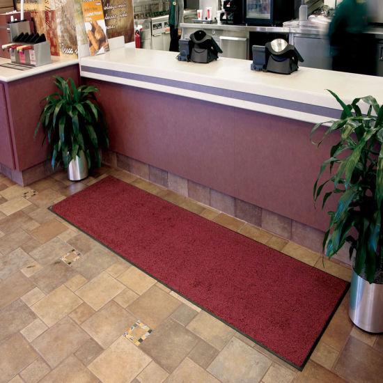 High Quality Custom Logo Shaggy Nylon Polyester Nitrile Natural Rubber Carpet Floor Mat