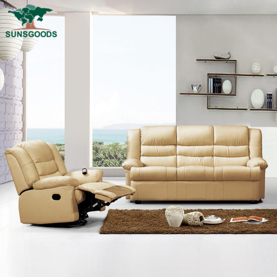 Genuine Leather Furniture Living Room