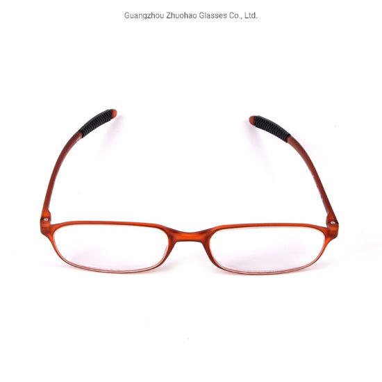 Wholesale Hot Selling Customize Personal Design Light Weight Soft Tr90 Optics Reading Glasses Men Women
