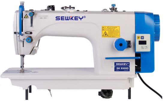 Sk9300d Direct Drive High Speed Lockstitch Sewing Machine