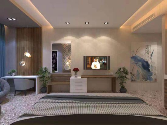 China Custom Made 5 Star Luxury Modern Wooden Hospitality Hotel Room Interior Bedroom Furniture China Bedroom Furniture Hotel Furniture