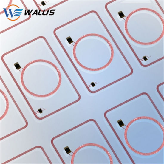 A4 Size PVC PC Plastic Inlay Sheet for 125kHz Proximity Smart RFID Card