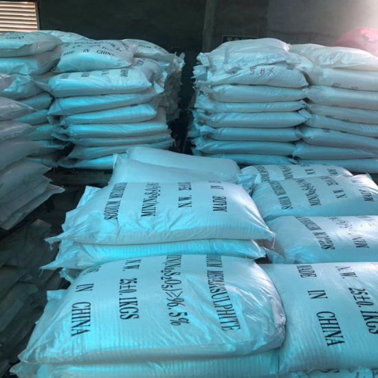Wholesale Sodium Metabisulfite Used in Dye Industry