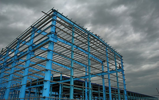 Prefab Steel Structure Building in Malaysia for Sale (SD-320)