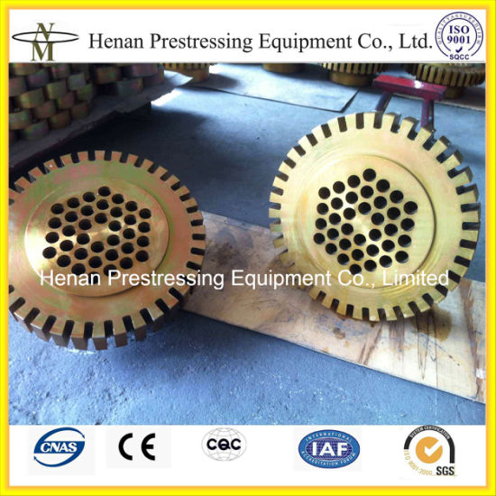 Cnm-C Prestressed Anchorage Coupler for Prestressed Concrete